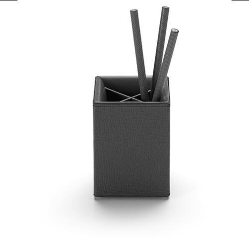 Pot à crayons Graf von Faber-Castell Noir