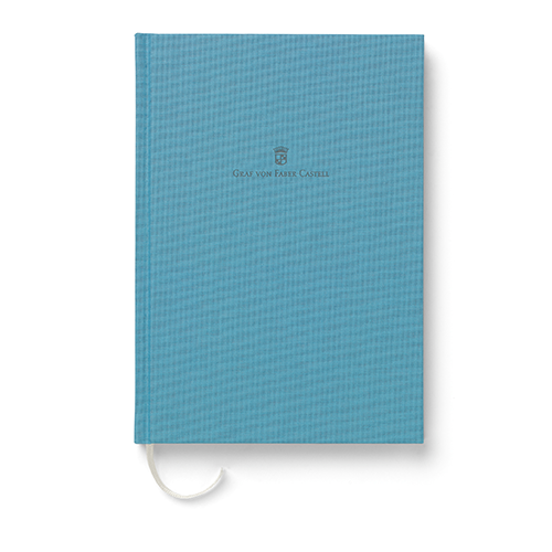 Cahier A5 Graf von Faber Castell Turquoise