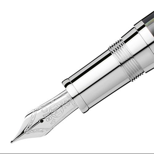 Stylo Plume Montblanc Meisterstück LeGrand Moon Pearl