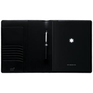 Cahier de notes Montblanc Meisterstück Noir