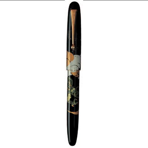 Stylo plume Namiki - Yukari Royale Noir de Laque