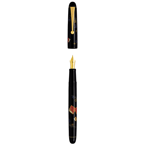 Stylo plume Namiki - Tradition Origami Poisson rouge